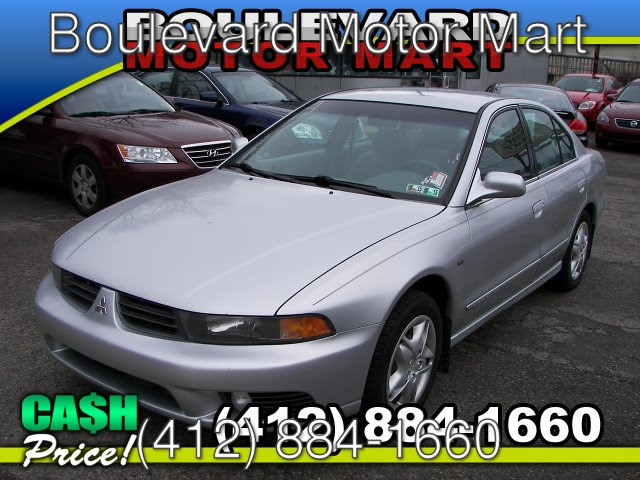 2003 Mitsubishi Galant 4-Door Sedan 3.0L Automatic Trans