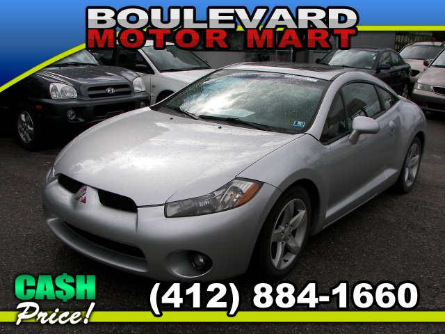 2006 Mitsubishi Eclipse 2-Door Coupe GS 2.4L Hatchback