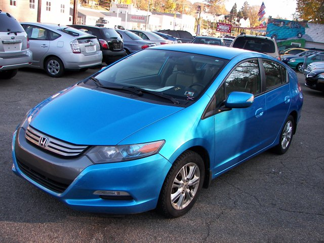 2010 Honda Insight EX CVT